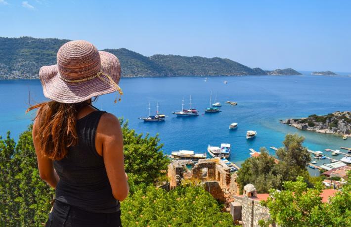 Alman turizmcilerden çağrı: Türkiye'de tatil için engelleri kaldırın