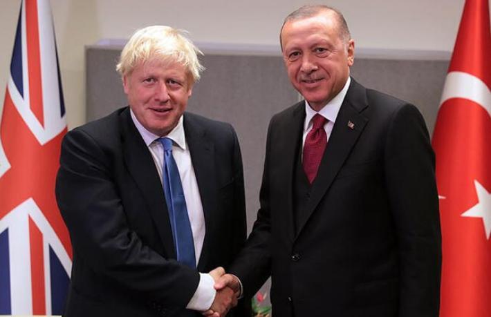 Erdoğan'dan İngiltere'ye 'Turizm' garantisi