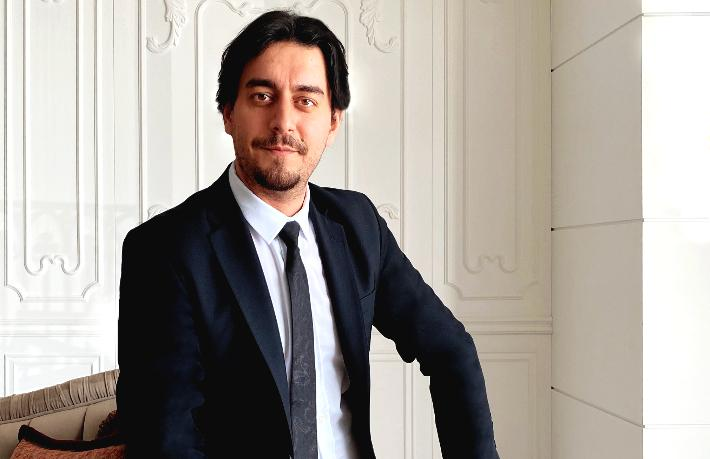 CVK Park Bosphorus Hotel'e yeni Otel Müdürü