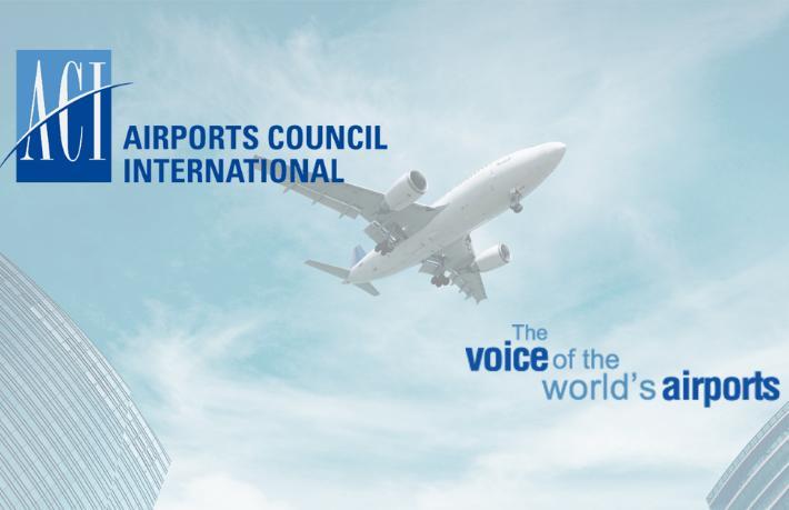 ACI: Pandeminin havalimanı şirketlerine etkisi büyük oldu