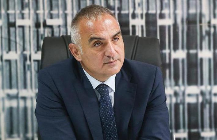 Bakan Ersoy: AKM'nin inşaat maliyeti tahmini 1.8 Milyar Lira