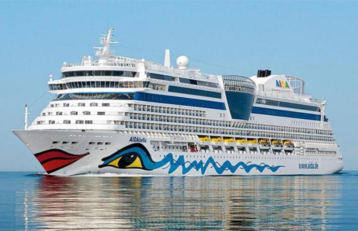 Cruise devi Aida: Akdeniz ve Kuzey Avrupa için iptaller geliyor