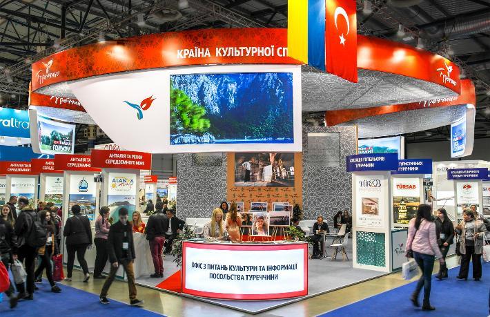 Ukrayna Turizm Fuarı'na ikinci erteleme