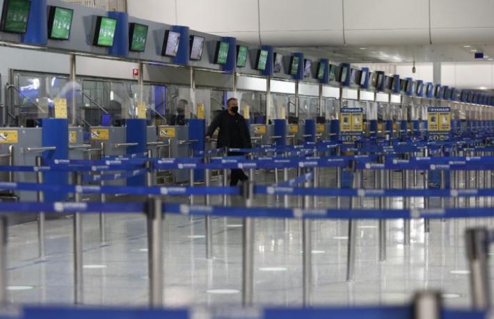 Yunanistan uçuşlardaki kısıtlamaları uzattı