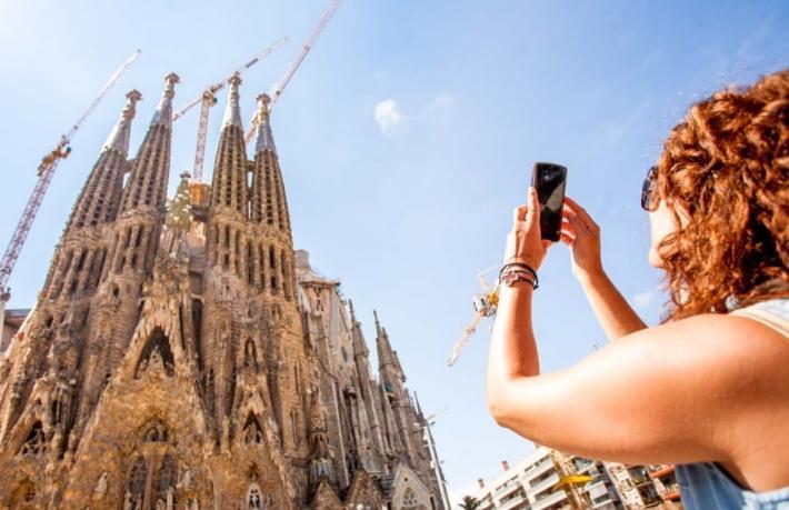 İspanya'nın turist sayısında dramatik düşüş