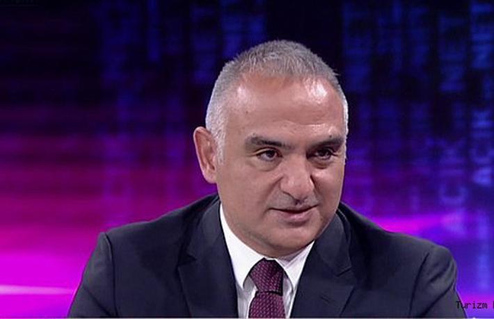 Bakan Ersoy: Yumuşak bir rezervasyon artışı başladı… İspanya'yı geride bıraktık