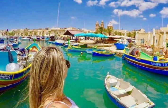 Malta'dan yabancı turiste 200 Euro destek