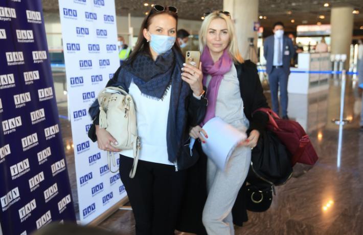 Bodrum'a sezonun ilk Rus turistleri geldi