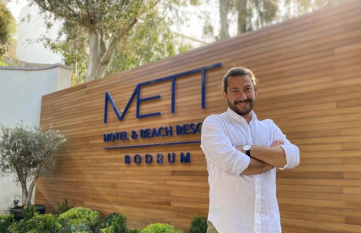 METT Hotel & Beach Resort Bodrum'a Satış Direktörü atandı