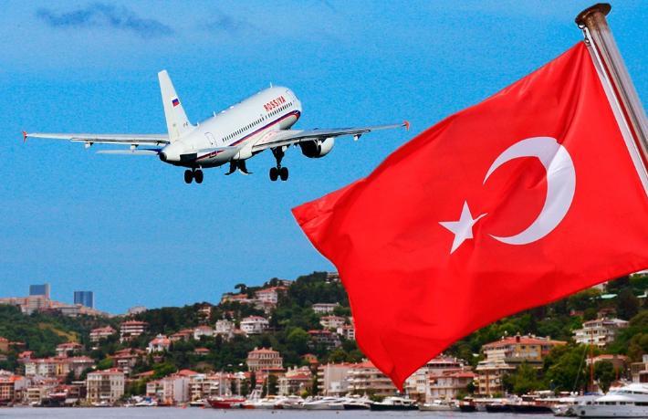 Rusya'dan iki uçuş hariç tüm seferler 1 Haziran'a kadar yasaklandı