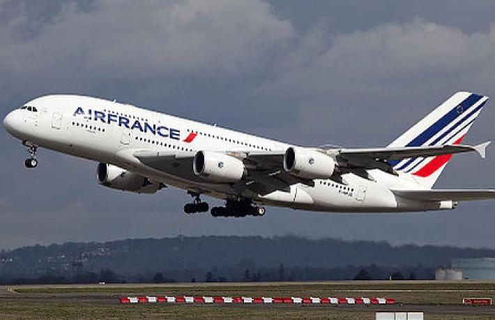 Fransa'da Meclis, kısa mesafe uçuşlarınıyasakladı... Nedeni Korona değil