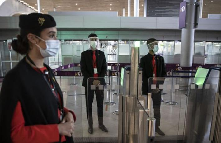 AB 'Kovid Seyahat Belgesi'ni bu yaza planlıyor
