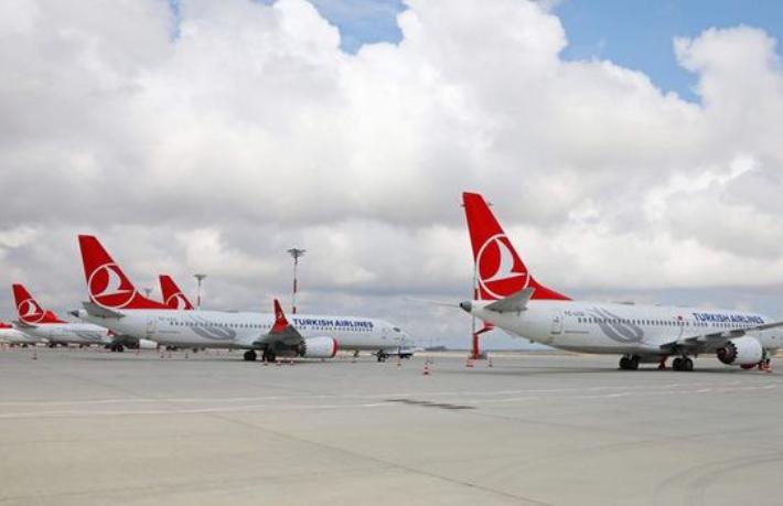 THY'nin toplam yolcu sayısı 2.5 milyon