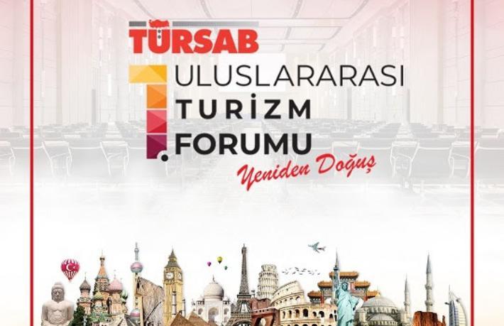 TÜRSAB, Uluslararası Turizm Forumu düzenleyecek