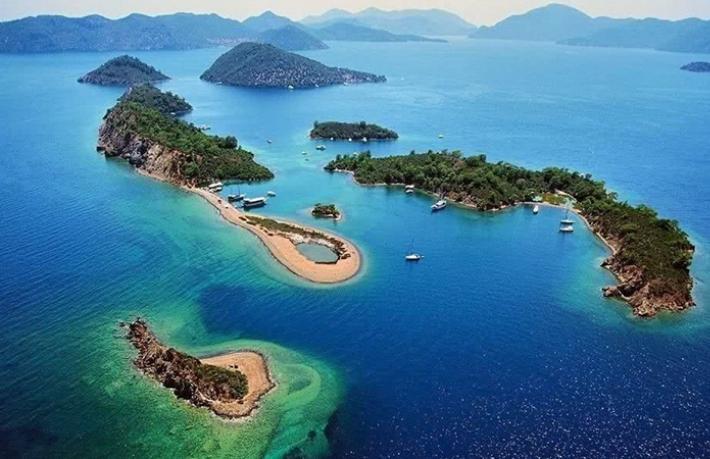 Dünyaca ünlü Yassıca Adaları'nda yapılaşma iddiası.. Başrolde yine aynı isim var