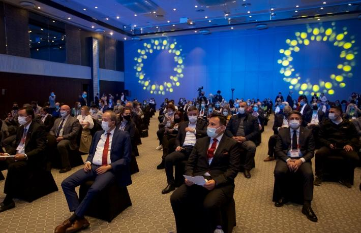 TravelShop Turkey'in çalıştayında, 21 Milyon Euro'yu aşan  iş hacmine ulaşıldı