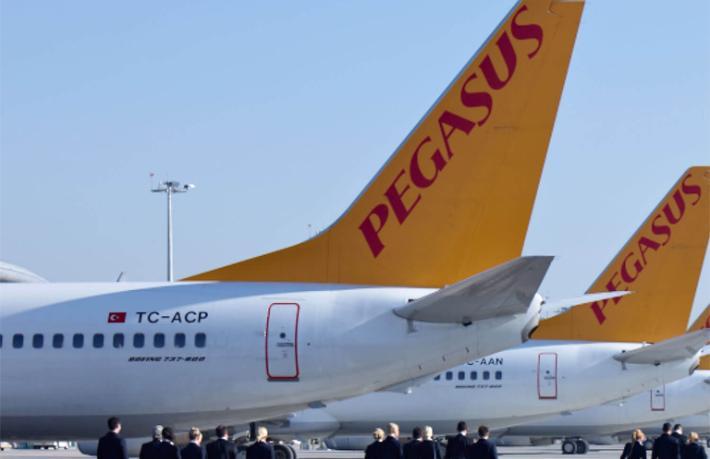 Pegasus, 5 yeni uçağı teslim alacak