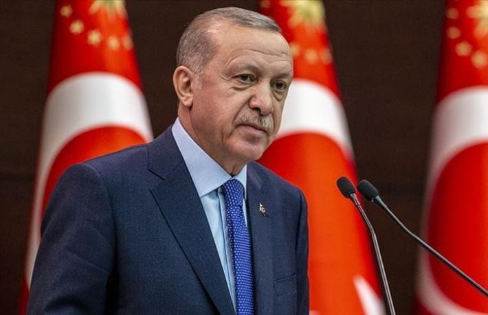 Erdoğan:  Kısa çalışma ödeneği uygulamasına devam etme kararı aldık