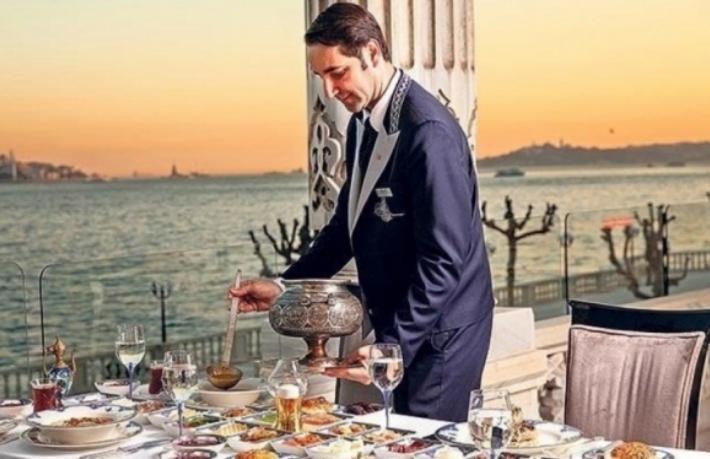 Otellerde 'Konaklamalı iftar' dönemi başladı