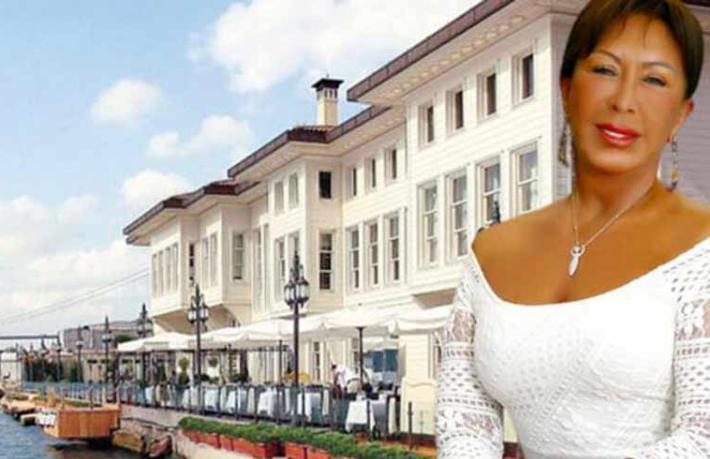 Ahu Aysal'ın Bodrum'daki evi butik otel oluyor