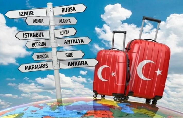 Turizm istatistikleri açıklandı