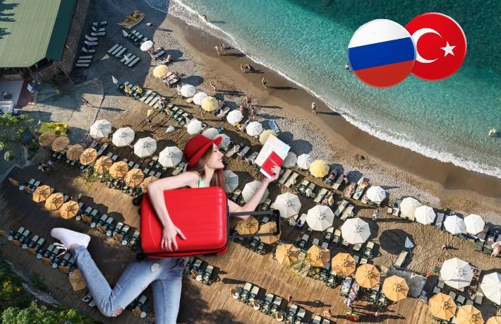 Rus turistler tatile 250 Milyar Dolar harcadı