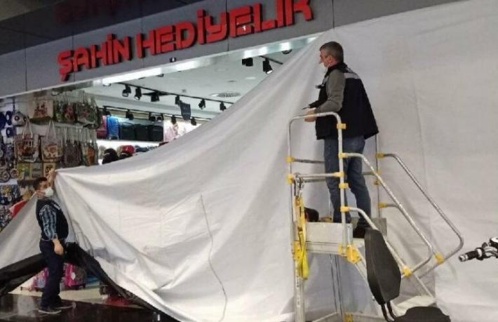 İstanbul Havalimanı da kepenk kapatıyor