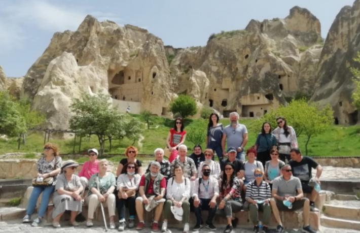 Kapadokya'ya gelen turistler hayal kırıklığına uğradı