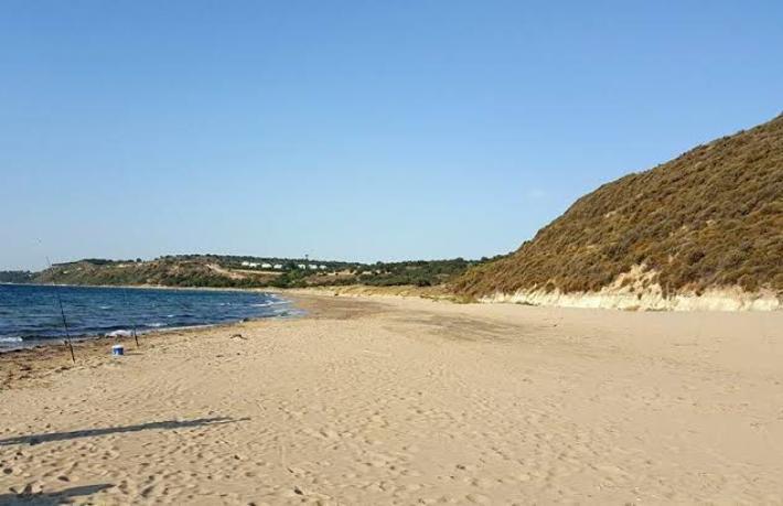 Troya Savaşı'nın olduğu plajın kumunu çaldılar