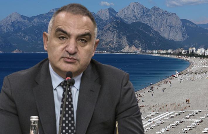 Bakan Ersoy: Hedefimiz 1 Haziran'da turist trafiğini açmak