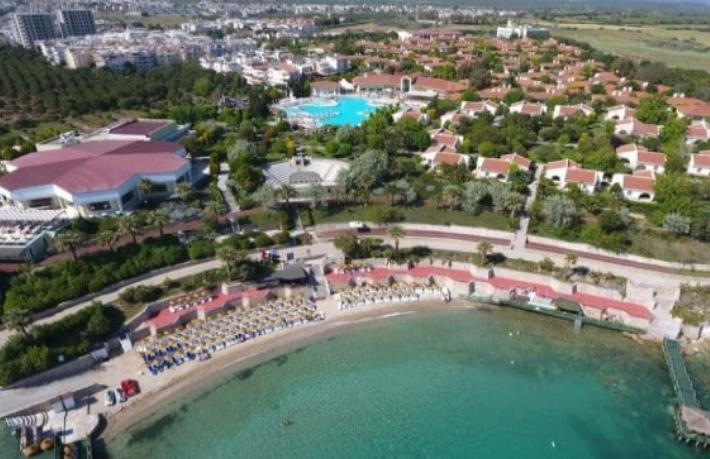 Didim'de 5 yıldızlı tatil köyü kiraya verilecek