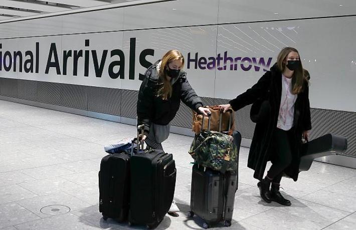 İngiltere uluslararası seyahatler için nasıl bir yol izleyecek?