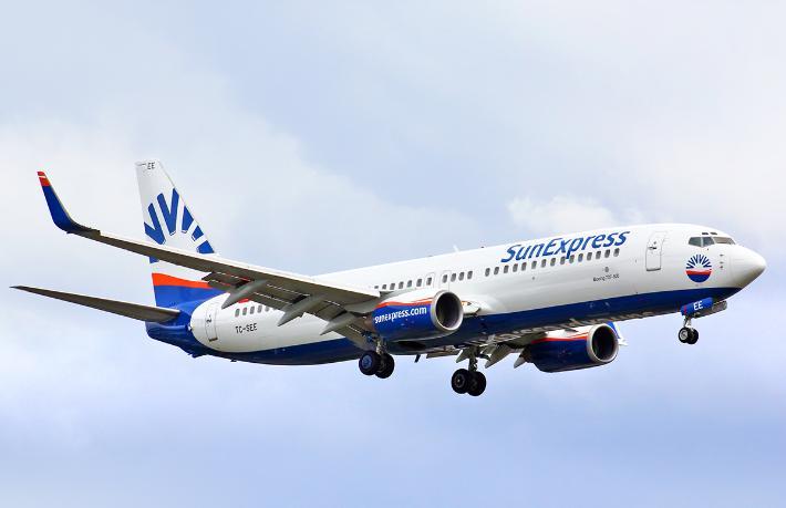 SunExpress, tam kapanma sürecinde Anadolu'ya uçacak