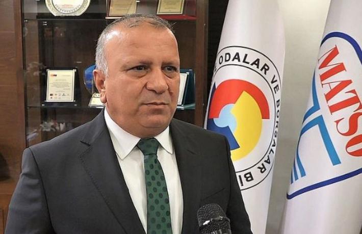 MATSO Başkanı Ahmet Boztaş vefat etti