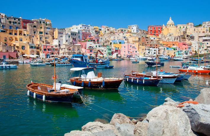 İtalya'da 'Covid'siz ada' projesi hayata geçirildi
