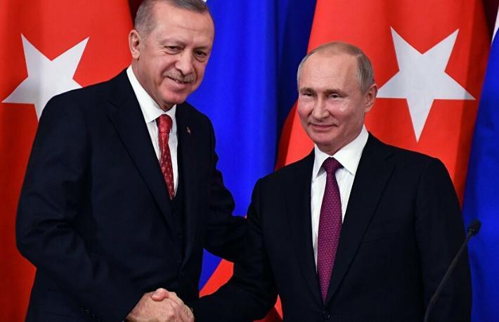 Hiç değilse aşılı turist gelsin... Erdoğan ve Putin Rus turist konusunda ne görüştü?