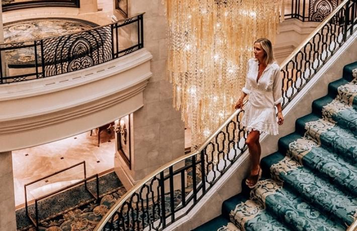 Dünyaca ünlü otel grubu 50'nci yılına yeni logosuyla girdi
