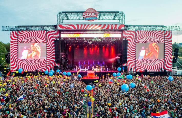 Avrupa'nın en önemli müzik festivallerinden Sziget iptal edildi