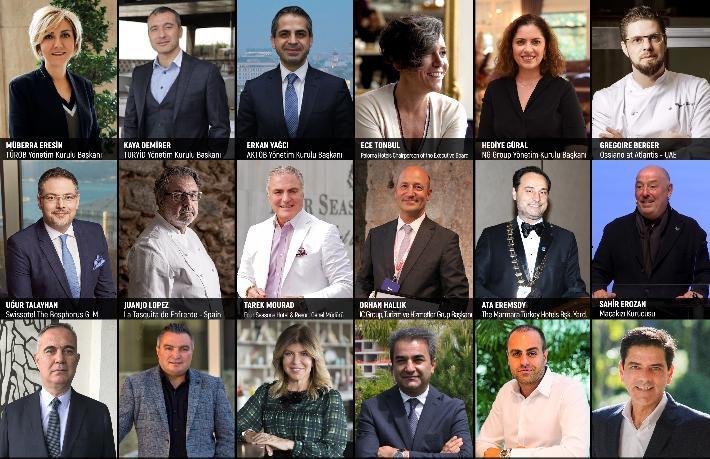Gastronomi turizmi Antalya'da buluşacak