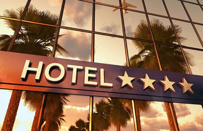 Mersin'de icradan satılık 4 katlı otel