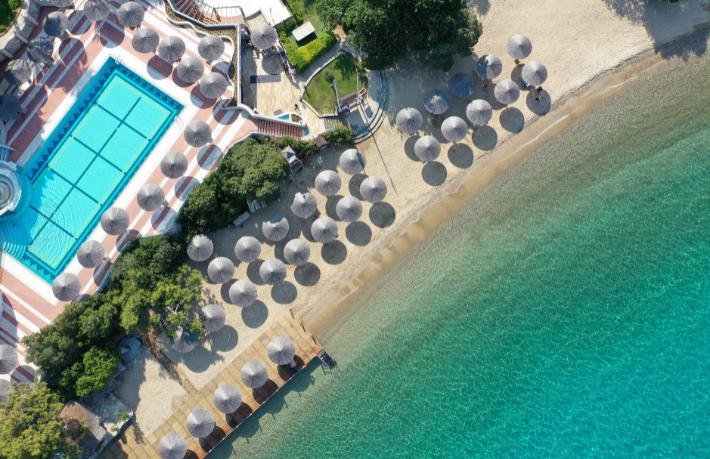 Hapimag Sea Garden Resort Bodrum'da hem tatil hem iş bir arada