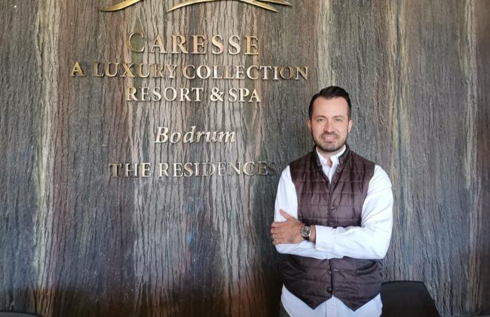 Caresse, a Luxury Collection Resort & Spa, Bodrum'da üstdüzey atama