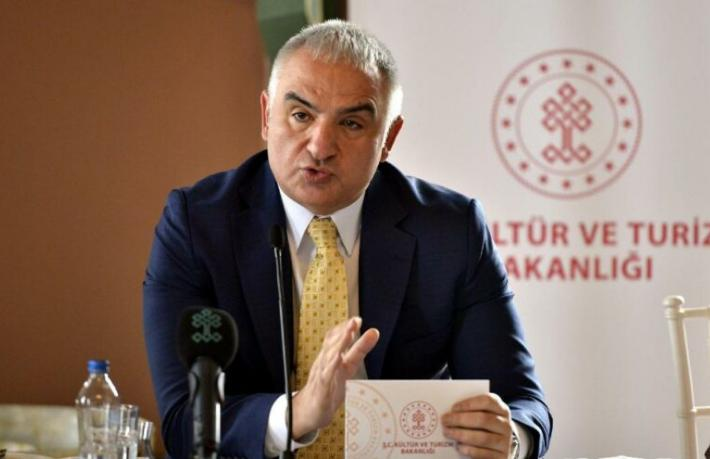Bakan Ersoy'dan Rusya açıklaması...  Görüşmeler olumlu gidiyor