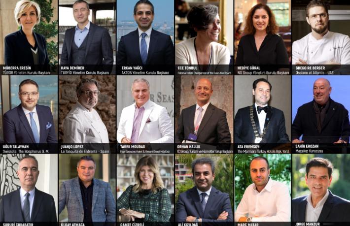 Uluslararası Turizm Gastronomisi ve Ağırlama Zirvesi Antalya'da başlıyor