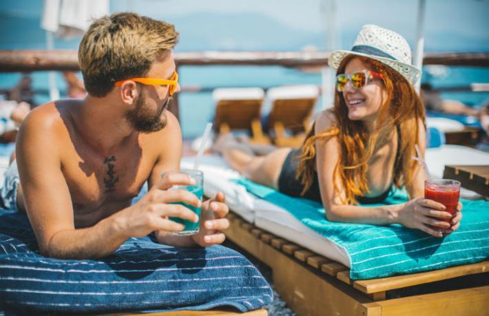 Antalya turist hedefini iki katına çıkardı