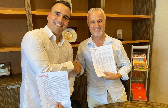 HotelForex ve Touristica'dan ortaklık imzası