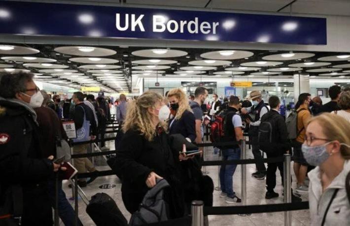 İngiltere'den yeni seyahat kararı