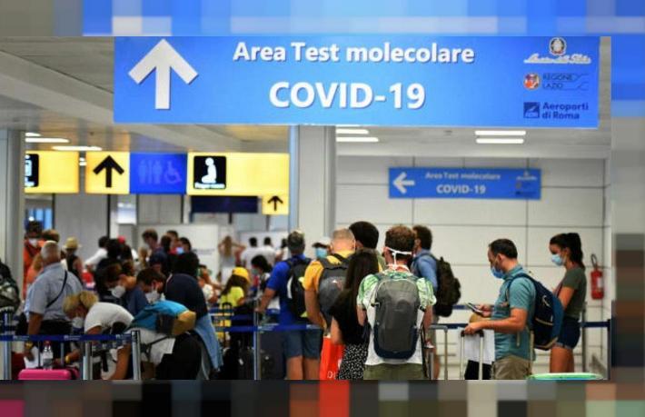 Almanya ülkeye girişlerde 'test zorunluluğu' getirdi
