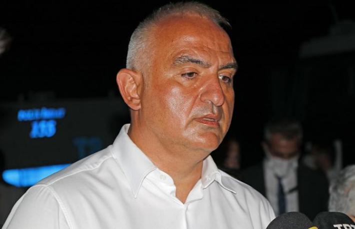 Bakan Ersoy'dan 'Ormanlarda yapılaşma yetkisi' açıklaması