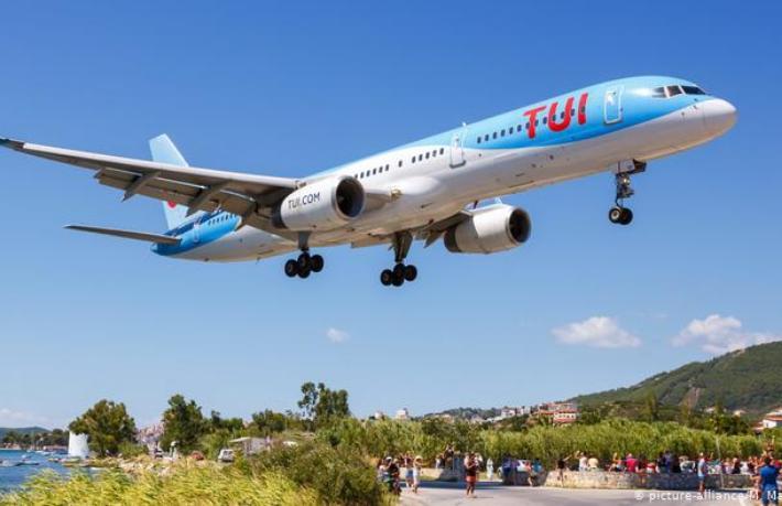 TUI İngiltere 30 Eylül'e kadar Türkiye'ye uçmayacak